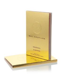 Mai Couture Blush Papier Booklet