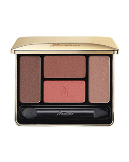 Guerlain Four-Color Eye Shadow Palette