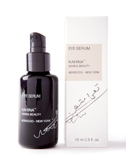 Kahina Beauty Eye Serum, 0.5oz.