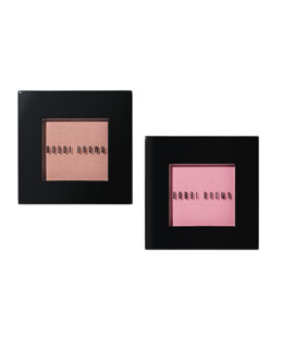Bobbi Brown Blush in Nude Peach and Nude Pink