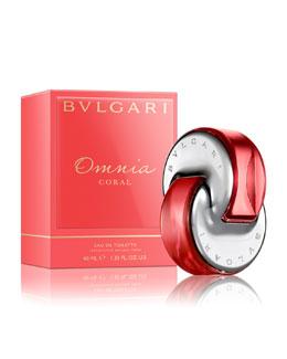 Omnia Coral Eau de Toilette, 1.3 oz.