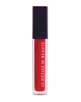Le Metier de Beaute Sheer Brilliance Lip Gloss in Coral Confection