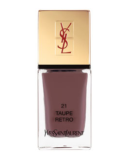 Yves Saint Laurent Beaute La Lacque No21 Taupe Retro