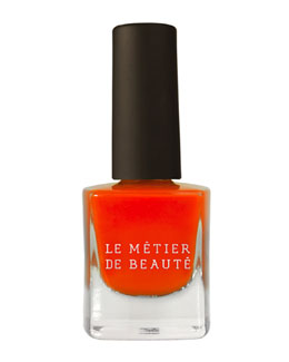 Le Metier de Beaute Clockwork Orange Nail Lacquer