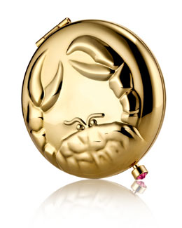 Estee Lauder Limited Edition Zodiac Cancer Compact