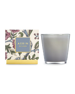 Nest AERIN Sky Flower Candle
