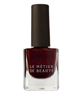 Le Metier de Beaute Limited Edition Nail Lacquer, Hot N Saucy