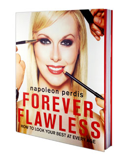 Napoleon Perdis Forever Flawless Makeup Guide Book