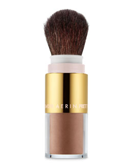AERIN Beauty Pretty Bronze Portable Illuminating Powder, Sunshine
