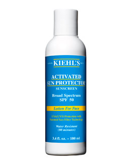 Kiehl's- Since 1851, Inc. Activated Sun Protector For Face SPF50