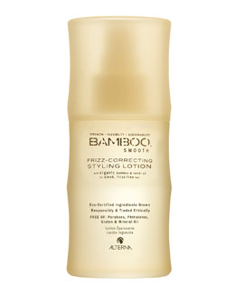 Bamboo Smooth Frizz-Correcting Hair Styling Lotion
