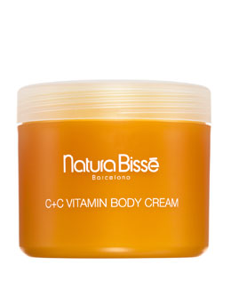 Natura Bisse C+C Vitamin Body Cream, 17oz
