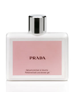Prada Beauty Amber Pour Femme Bath & Shower Gel