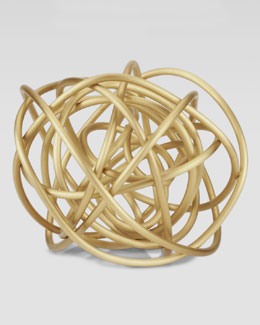 Kelly Wearstler Brass Knot