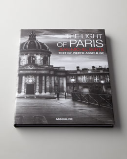 """The Light of Paris"" Book"