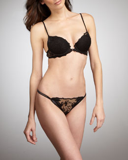 La Perla La Dolce Syl Push-Up Bra & Thong