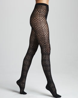 Wolford Mona Diamond Tights