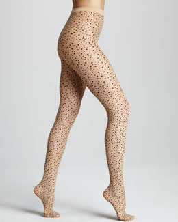 Wolford Dana Dot Tights