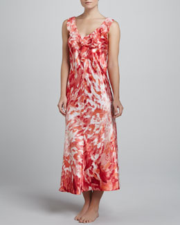 Oscar de la Renta Sunset Mirage Long Gown