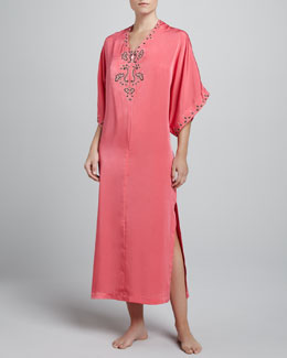 Oscar de la Renta Sunset Long Caftan