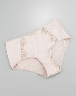 Hanro Maud Lace-Panel Briefs