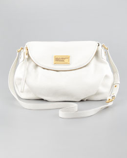 MARC by Marc Jacobs Classic Q Natasha Crossbody Bag, Cream