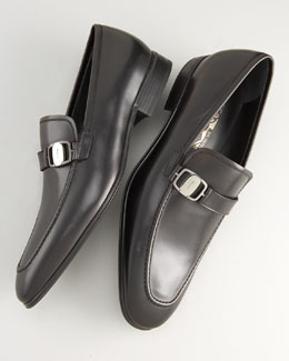 Salvatore Ferragamo Francisco Moccasin
