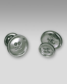 Robin Rotenier Button Cuff Links