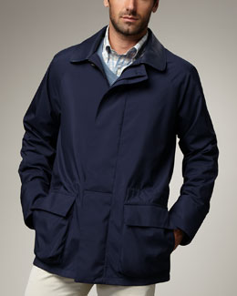 Loro Piana Summer Horsey Jacket