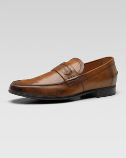 Gucci Goudin Interlocking G Loafer