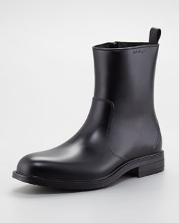 Salvatore Ferragamo Baltimora Waterproof Boot
