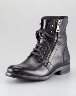 John Varvatos Bleecker Zip Boot