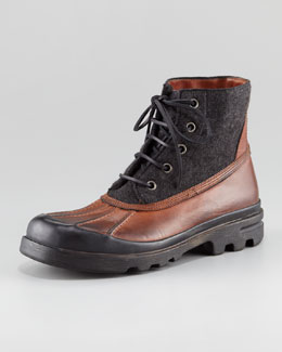 Ralph Lauren Ravensworth Lace-Up Boot