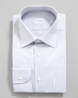 Ermenegildo Zegna Striped Dress Shirt