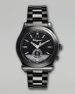 Salvatore Ferragamo Stainless Steel Watch