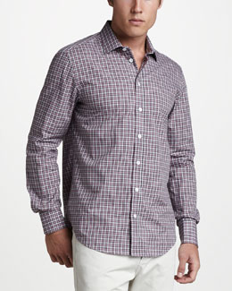 Rag & Bone Charles Plaid Sport Shirt