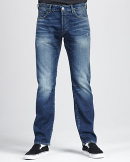 Levi's Made & Crafted Ruler Sparkling Jeans
