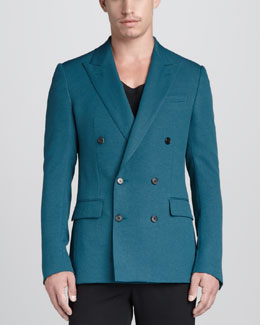 Lanvin Double-Breasted Jacket