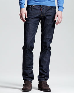 DSquared2 Slim Dark Jeans
