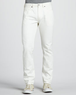 Levi's Made & Crafted Tack Slim White Selvedge Jeans