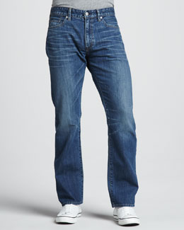 Levi's Made & Crafted Cutter Straight-Leg Hermosa Jeans