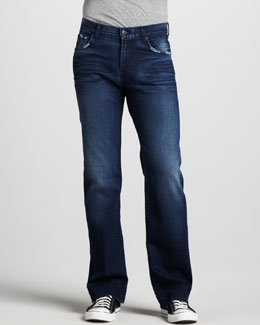 7 For All Mankind Austyn Flynt-Pocket Authentic Jeans