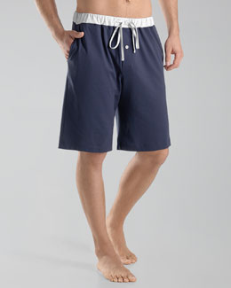Hanro Night/Day Drawstring Shorts