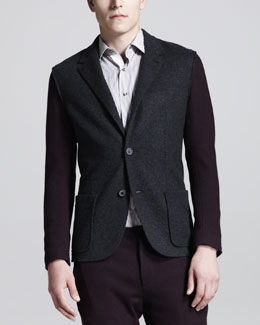 Lanvin Single-Breasted Jacket