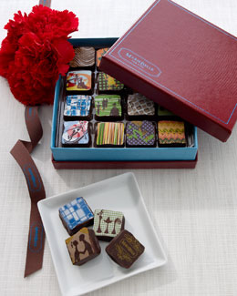 MarieBelle Chocolate Gift Box, 16-Piece
