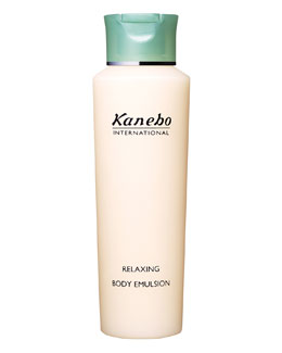 Kanebo Sensai Collection Relaxing Body Emulsion