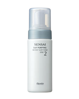 Kanebo Sensai Collection Silky Purifying Instant Foam