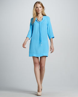 Diane von Furstenberg New Parlian Shift Dress