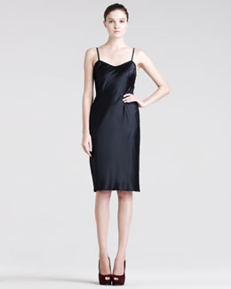 Pierre Balmain Fitted Stretch Slip