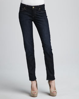 Paige Denim Slim Boyfriend Jeans